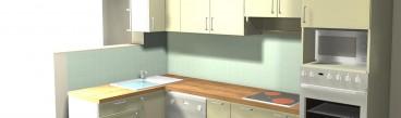 Egy konyhabútor megvalósításának története